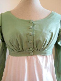 Elizabeth Bennet's Spencer Jacket & The Jane Austen Festival ...
