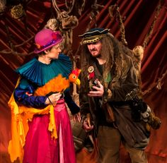 Doktor Dolittle i jego zwierzęta « Teatr Baj