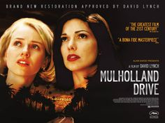 The New MULHOLLAND DRIVE Restoration Gets A Trailer & Poster   http://www.themoviewaffler.com/2017/03/the-mulholland-drive-restoration-gets.html