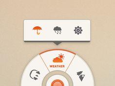 Wheelnav_v2  Subnavigation in icons as well