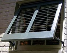 Genius Ways to Disaster Proof Your Home: Shield Your Home With Storm Shutters