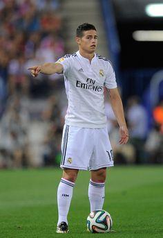 James Rodriguez Photos: Club Atletico de Madrid v Real Madrid