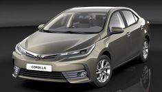 Đánh giá xe Toyota Corolla 2017 - mẫu sedan hạng C