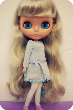 Aglae su y ropa de invierno por Fiorella     Por...