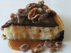 caramel pecan cheesecake bliss by moogie petitchef more cheesecake ...