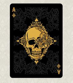 Vovk Aleksand is raising funds for ARCANUM playing cards (Canceled) on Kickstarter! ARCANUM is an original set of American Poker playing cards designed by TDS and printed in the U. Playing Card Tattoos, Playing Cards Art, Joker Card Tattoo, Card Tattoo Designs, King Card, Illustrations Vintage, Manga Anime One Piece, Earl Moran, Ace Of Spades