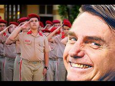 Bolsonaro 2018 Depois desse vídeo você vai votar no Bolsonaro!!! Confira!!!