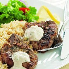 Lemon & Oregano Lamb Chops - EatingWell.com