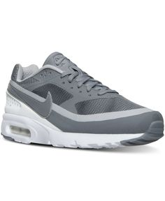 NIKE Nike Men& Air Max Bw Ultra Running Sneakers From Finish Line. # finish  line athletic shoes