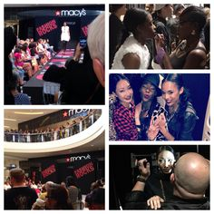 Brittany,Ruby & Asia are a dynamic trio at the Macy's Fall Fashion Rocks event. @thetashiagency @fashion_rocks_official #fashionrocks #macys #fallfashion #agencymodels #thetashiagency #dcmodels #newfaces #tashitalent #backstage