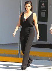 Kim Kardashian Jumpsuit