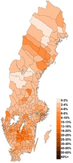 Christian Democrats Results In The Swedish General Election 2014