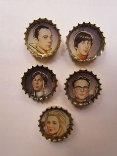 BBT bottle caps