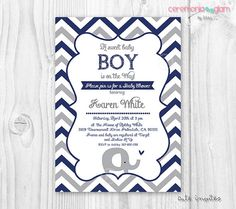 105 Best Baby Shower Invitations Images In 2019 Baby Shower