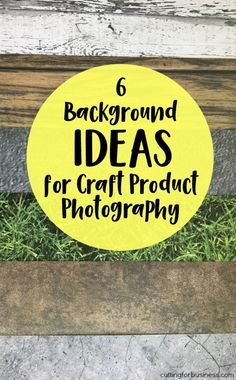 Background and backdrop ideas to use in product photography in your Silhouette Cameo or Cricut Explore small business. Business Photos, Business Tips, Business Motivation, Silhouette Cameo, Diy Photo Backdrop, Home Based Business Opportunities, Create Photo, Creating A Business, Business Inspiration