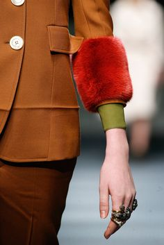 Gucci - Fall 2015 Ready-to-Wear