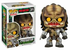 Cabezón Depredador   Merchandising Películas