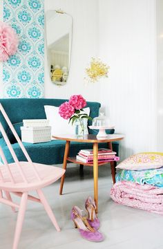 MyHomeDesign - Tendance déco : le pastel » MyHomeDesign