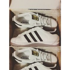 Superstars on Superstars. You can never have too many of the adidas classic. c/o @jadescanlonxoxo