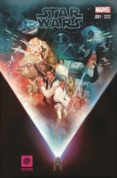Star Wars #1, EMP Variant, CBCS 9.6