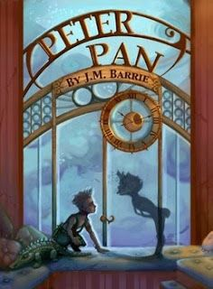 The eReader Cafe - Bargain Book, #kindle, #classic #peterpan, #jmbarrie