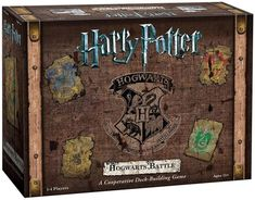 Harry Potter: Hogwarts Battle | Image | BoardGameGeek