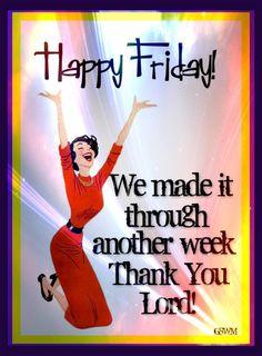 ❤️Happy Friday!!❤️