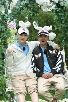 Yixing and Show Luo