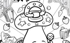 #20 Shopkins Party Craft Ideas and Shopkins Coloring Pages - Page 3 of 3 - Diy Craft Ideas & Gardening
