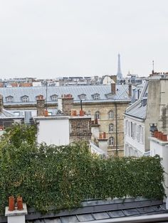 A Small and Stunning Paris Apartment http://www.apartmenttherapy.com/a-small-but-stunning-paris-apartment-228899 #Paris