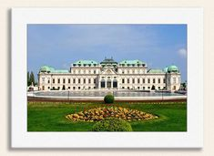 Belvedere Sarayı Viyana Avusturya Istanbul, Louvre, Paris, Building, Travel, Montmartre Paris, Viajes, Buildings, Paris France