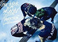"""ONE OK ROCK 2015 """"35xxxv"""" JAPAN TOUR LIVE & DOCUMENTARY [BLU-RAY](Japan Version)"""
