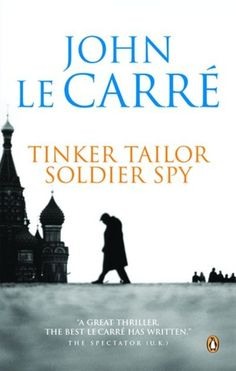 """Read """"Tinker Tailor Soldier Spy"""" by John le Carré available from Rakuten Kobo. George Smiley's deadly game Smiley and his people are facing a remarkable challenge: a mole—a Soviet double agent—who ha. Colin Firth, Gary Oldman, Tom Hardy, I Love Books, Books To Read, George Smiley, Tinker Tailor Soldier Spy, Adventure Novels, Hits Movie"""