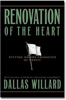 When you're reading a book, do you ever feel like if you could really understand it, it would change everything? That's how I feel about Dallas Willard. (Willard's words are so dense it takes me four times longer than usual to get through one page.)