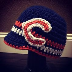 1000+ images about Crochet chicago bears patterns on ...