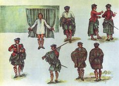 The kilt is perhaps the most well known emblem of Scottish heritage. All too often our romantic ideas about the its history give way to flights of fancy. The popular sentiment imagines Neolithic… Scottish Clans, Scottish Tartans, Scottish Highlands, Tartan Kilt, Plaid, Le Kilt, Scottish Clothing, Tartan Clothing, Scottish Dress