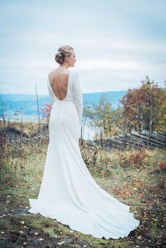 Norwegian fall wedding // Nordic Weddings / Nordiske Bryllup, foto: Monsterfoto