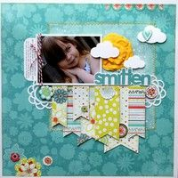 A Project by MelBlackburn from our Scrapbooking Gallery originally submitted 05/08/12 at 07:07 AM
