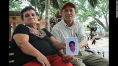 For years, Carmen Ayala and Jose Noriega were looking for their son, Luis Fernando, who went missing after he left Honduras for the United S...