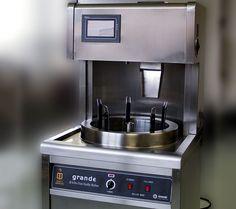 Radiand USA Food Service Equipment - IQ Grande Food Service Equipment, Commercial Kitchen, Espresso Machine, Coffee Maker, Kitchen Appliances, Usa, Espresso Maker, Diy Kitchen Appliances, Home Appliances