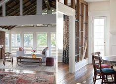 modern renovated farmhouse decor eclectic and unique