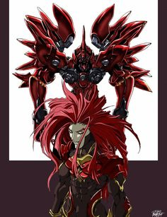 The Demon of Elru by OZKai.deviantart.com on @DeviantArt