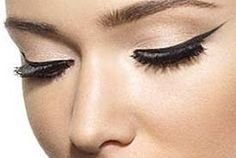 clean and classic cat eye