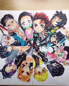 tanjiro zenitsu inosuke girl \ girl zenitsu - girl zenitsu x uzui tengen - zenitsu girl version - zenitsu girl ver - uzui x zenitsu girl - kimetsu no yaiba zenitsu girl - zenitsu agatsuma girl - tanjiro zenitsu inosuke girl Anime Chibi, Kawaii Anime, Manga Anime, Anime Demon, All Anime, Anime Boys, Sasuke Chibi, Manga Girl, Otaku Anime