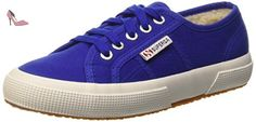 Superga 2750-Cobinj, Chaussures mixte enfant - Bleu (G88 Intense Blue), 25 EU - Chaussures superga (*Partner-Link)