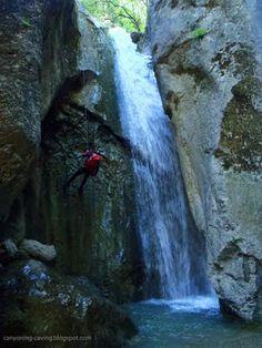 Kakabos canyon, Mt Oiti, Central Greece