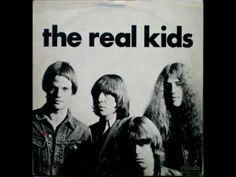 The Real Kids - All Kindsa Girls (1977) - The Real Kids are an American rock band from Boston, led by guitarist, singer and songwriter John Felice. Felice grew up in Natick, Massachusetts, as a neighbor and friend of Jonathan Richman, a fellow fan of the Velvet Underground