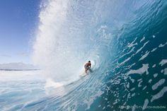 Tavarua - Cloudbreak Surf Photo by Stuart Johnson  - Surf Photos - Magicseaweed.com