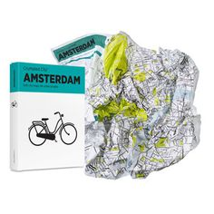 To go back one day...City Map Amsterdam, 11€, now featured on Fab.