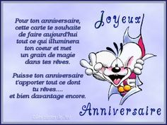 Joyeux Anniversaire En Retard Anniv Birthday Happy Birthday Et